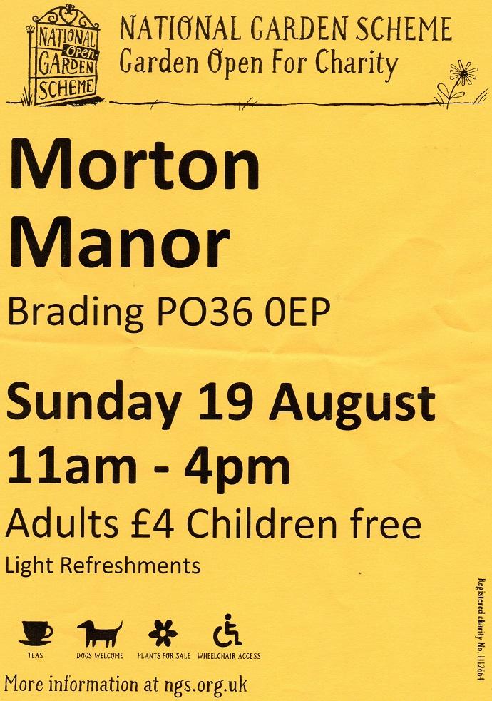 Open Graden, Morton Manor